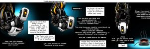 09 GLaDOS on: Meeting People by Th4rlDEAL