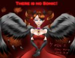 [Request #2]There is no Sonic! by Elinital