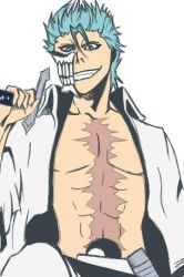 Bleach - Grimmjow by Your-Undoing