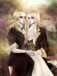 The two of us by AmyWinterbreeze