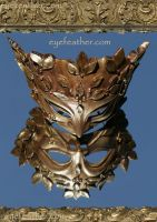 mirror mask by eyefeather