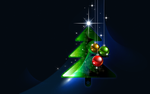 Christmas Abstract by adni18