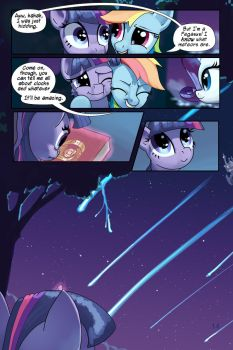 Prologue: My World - Page 14 by theinexplicablebrony