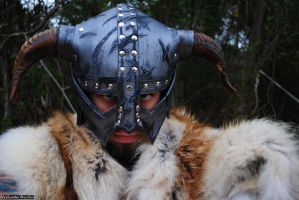 Skyrim: Dovahkiin by Epic-Leather
