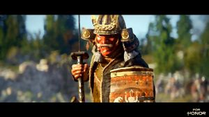 For Honor - Kensei by Pyro7380
