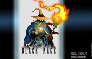 BLACK MAGE Character Page by whittingtonrhett