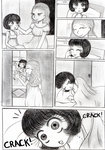 SlenderMan comic -A monster under my bed [08/10] by Petunia43