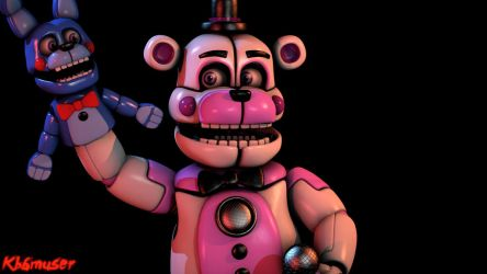 Funtime Freddy by Kooble6muser
