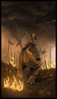 The Field Of Death And Glory by TWPictures
