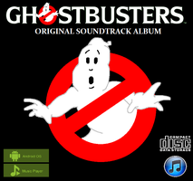 GB CD Cover Remake by Ghostbustersmaniac