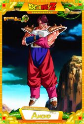 Dragon Ball Z - Amond by DBCProject