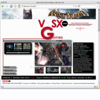 VGameSX Page by darlinginc