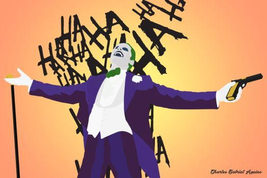 The Joker's Laugh by XyoGD