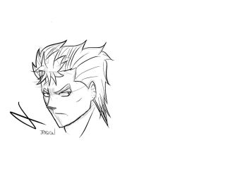laxus dreyar by Jexsical