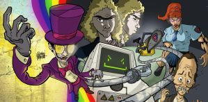 Artrix's take on Superjail by TheArtrix