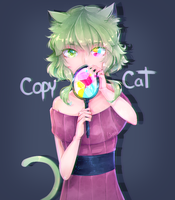 Copycat by linfeh
