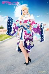 Eli Ayase by Cosphotograph