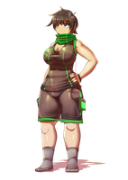 Eva Redesigned by Butter-Cups