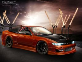 Nissan Sileighty by ChitaDesigner