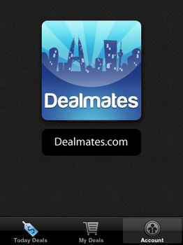 Icon for Mobile App, Dealmates by normizan