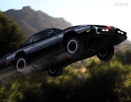 KITT - Turbo Boost - Version B by valaryc