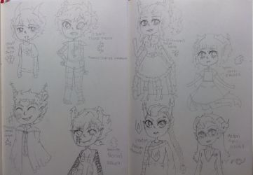 [TraDoodle]: Pending Fantrolls... by SimplyDefault
