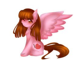 Art trade with TwitterShy by ShimayaEiko
