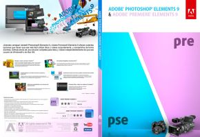 ADOBE ELEMENTS 9 PSE PRE by paundpro