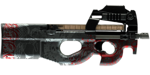 P90 Urban paint stock by PatB91