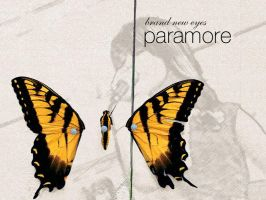 Paramore Brand New Eyes by artrias
