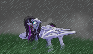 Art Fight 5 - Vent Re-draw by Le-SketchPone