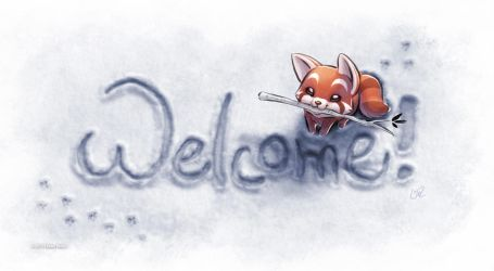 welcome! by lilibz