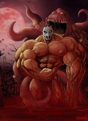 Lust for Blood - Splatterhouse by ChemiBaralust