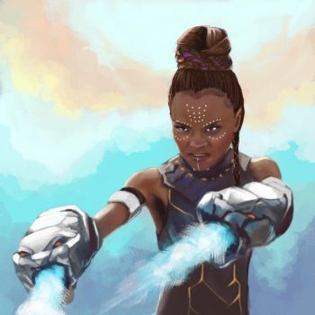 Shuri by crystaleyes909