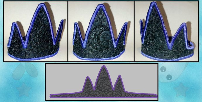 Lunas Crown by fishiewishes