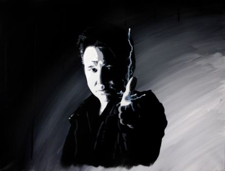 Bill Hicks by Ace-McGuire
