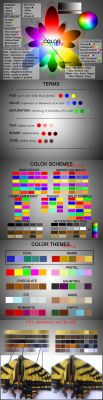 Color Basics by SHOrTwiRED