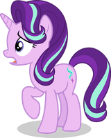 Mlp Fim Starlight Glimmer (...) vector by luckreza8