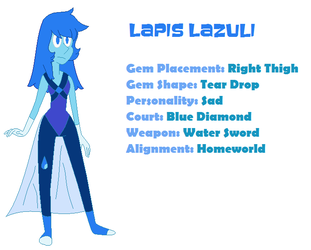[ADOPT] Lapis Lazuli (15 POINTS) (CLOSED) by UltimateQuick