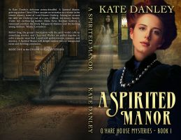 A Spirited Manor - print by LHarper