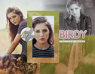 Photopack 833 // Birdy by HQSource