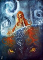 :: Little Mermaid:: by AkiMao