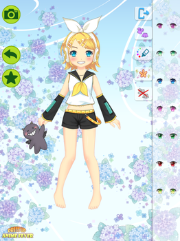 Anime Fever is available on App store now! by snowshinejr