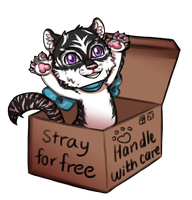 Stray for free by lizathehedgehog