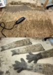 Fursuit Tutorial: Neatening Shaved Fur by LobitaWorks
