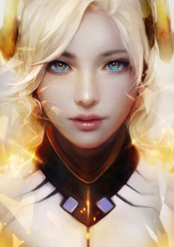 Mercy 2.0 by muju
