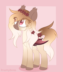 Autumn Cranberry Adopt (CLOSED) by DreamyEevee