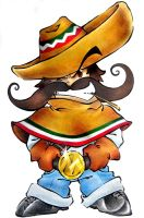 mexican by JUstDraftSS