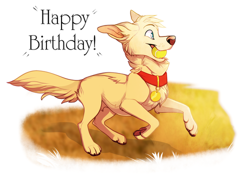 Happy Birthday Nicky! by MBPanther