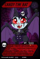 Cuddleland Calamity - 016 - Candy the Bat by PlayboyVampire